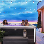 Less screen time, more hot tub time