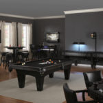 How to care for billiard table felt